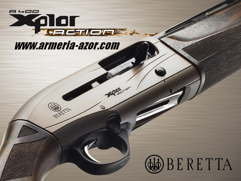 ESCOPETA BERETTA A400 XPLOR ACTION (versión Slug)